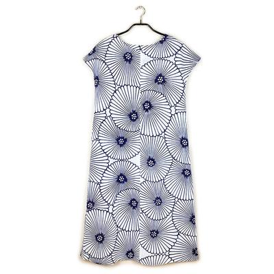 #362 フレンチA  綿絽『大傘菊』Mサイズ