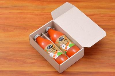 にんじんミックスジュース2本ギフトセット