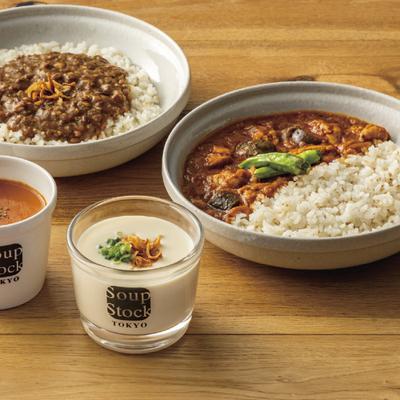 スープストックトーキョー 夏カレーと人気のスープ