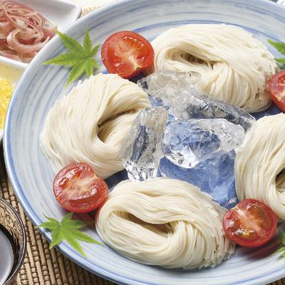 小林甚製麺 「島原小麦」島原手延べ素麺