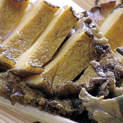 対馬産 天然あわび煮貝セット