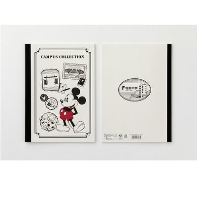 OLDミッキーマウス キャンパスノート