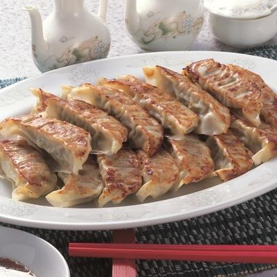 蓬莱本館 餃子
