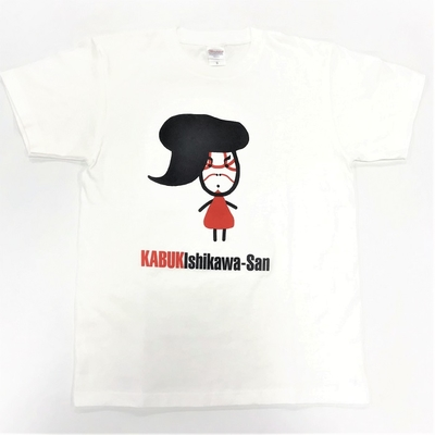 歌舞伎Tシャツ
