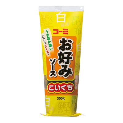 お好みソース(こいくち) 300g