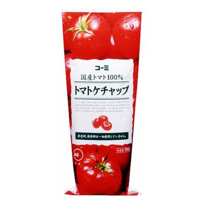 国産トマト100%使用トマトケチャップ 300g