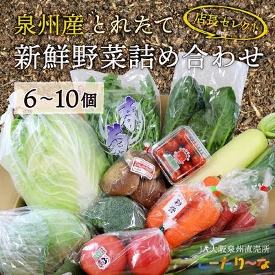 店長セレクト季節の野菜セット