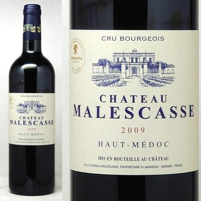 シャトー マレスカス [2009] オー・メドック・AC クリュ・ブルジョワ Chateau Malescasse