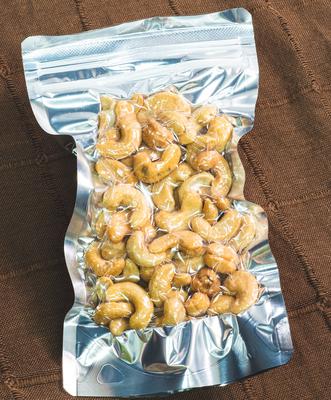 燻製カシューナッツ(有塩) ※組み合わせにもよりますが目安として11個以上から送料が上がります。