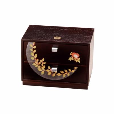 蒔絵梓(あずさ)木製桐タンス