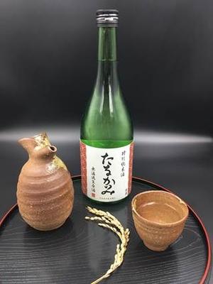 特別純米酒 無濾過生原酒(コシヒカリ) 720ml.6本セット