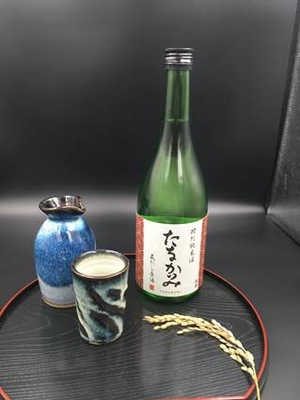 特別純米酒 蔵だし原酒(コシヒカリ)720ml.2本セット