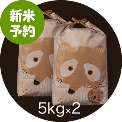 【新米予約】 たなかみ米 精米 ご家庭用 10kg