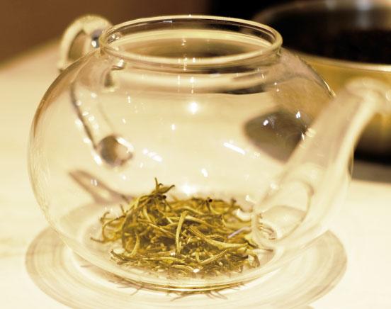 おいしい紅茶の淹れ方 step 2
