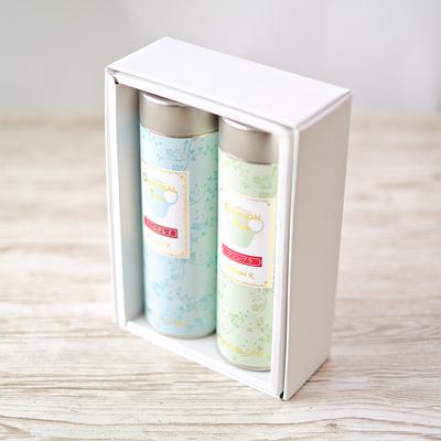 種類が選べるギフト缶 テトラティーバッグ15個入 2缶セット