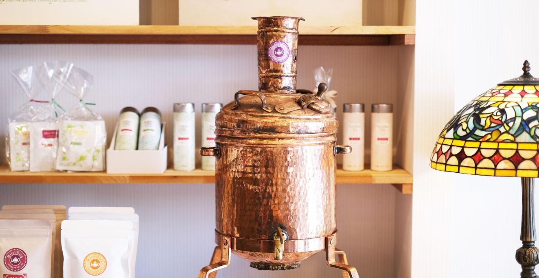 本当に美味しい紅茶を飲んでいただきたい。それが創業から変わらぬ私たちの想いです。