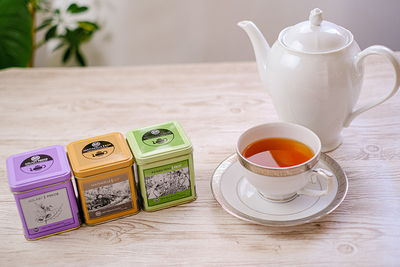 ギフト缶 産地銘柄茶3種類 3缶セット