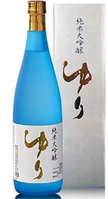 純米大吟醸 ゆり 720ml 【鶴乃江酒造】