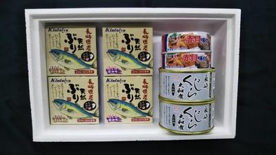 長崎発缶詰め4種8品詰合せ