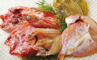 高級白身魚干物セット