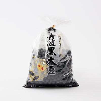 丹波黒大豆 2L 500g