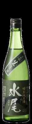 水尾 特別純米酒 金紋錦仕込 生 720ml