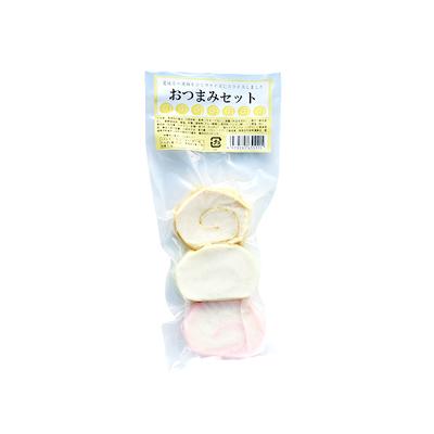 おつまみセット(錦巻あげ巻スライス)