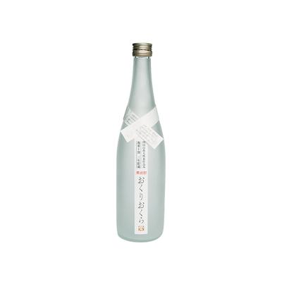 おくりおくら「栗焼酎」720ml
