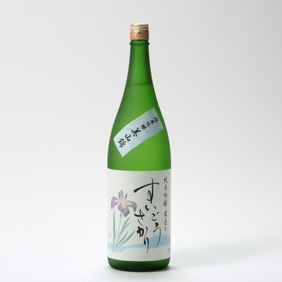 純米吟醸 すいごうさかり 1.8L