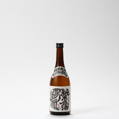 純米原酒 すいごうさかり 720ml