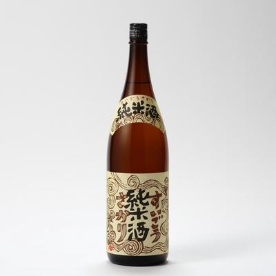 純米酒 すいごうさかり 1.8L