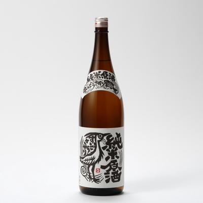 純米原酒 すいごうさかり 1.8L