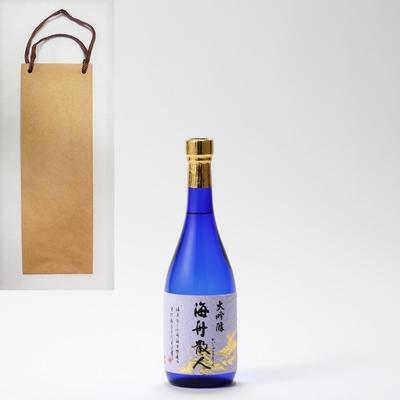 大吟醸 海舟散人 720ml(紙袋付)
