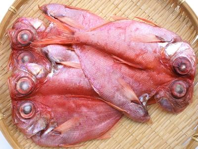 金目鯛(小3枚)