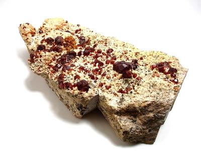 満礬柘榴石