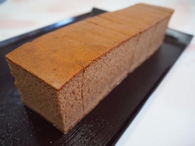 横濱カステラ(チョコレート)