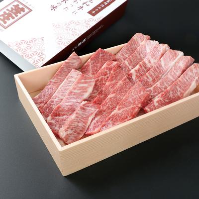 黒毛和牛 焼肉用カルビ  500g