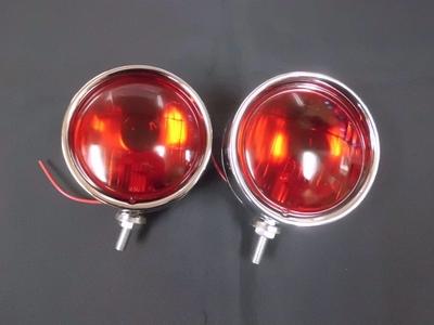 3半ランプ 赤 2個セット
