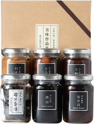 小びん(煮豆5種・お茶漬け昆布)