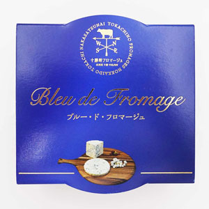 【十勝野フロマージュ】ブルー・ド・フロマージュ
