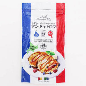 【清水町農業協同組合】あずきのパンケーキミックス