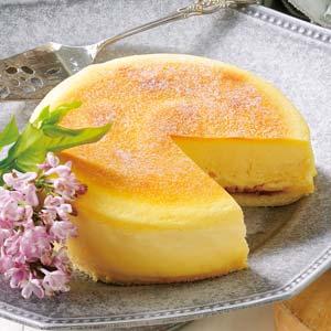 【お菓子のニシヤマ】すもものチーズケーキ