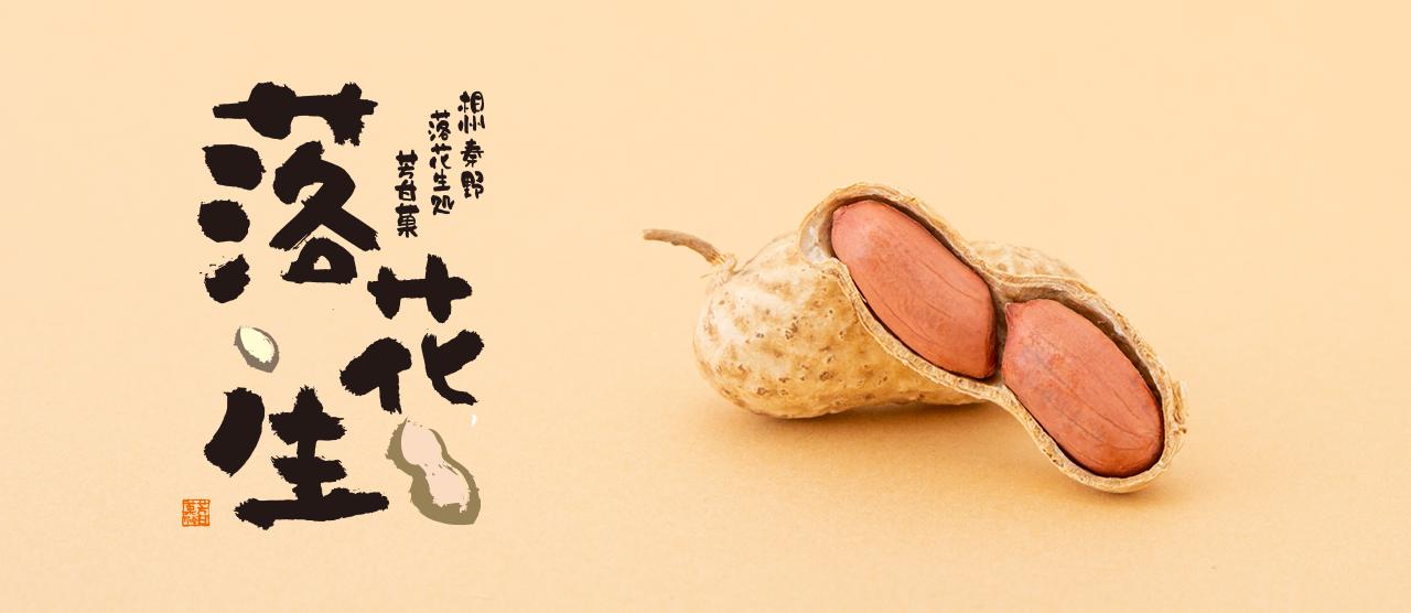 落花生・皮付きピーナッツ・豆菓子 芳甘菓豆芳 ほうかんか