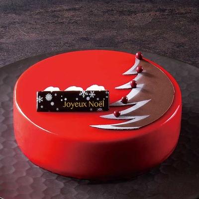 【Xmas配送商品】冷凍でお届け!ベリーとマスカルポーネの爽やかなケーキ「レーヴ・ド・ノエル」