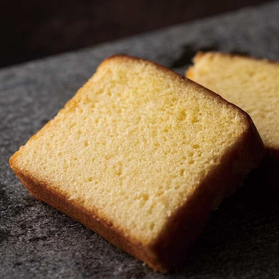 大人の「ブランデーケーキ」
