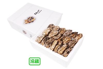 【加熱調理用】広島地御前 峠水産  殻付かき 20個