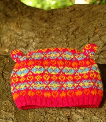 HopHop (Pink/Cap)