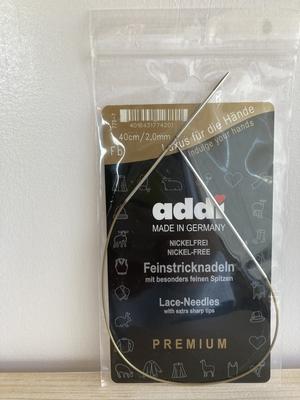 ADDI社 輪針40cm