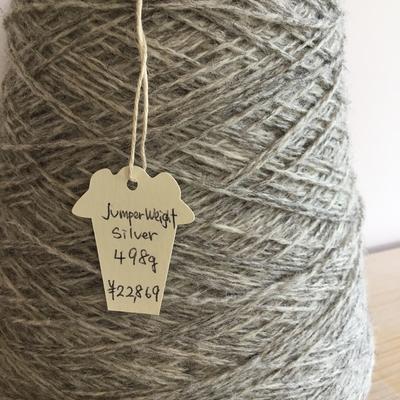 Uradale Organic Shetland Yarn