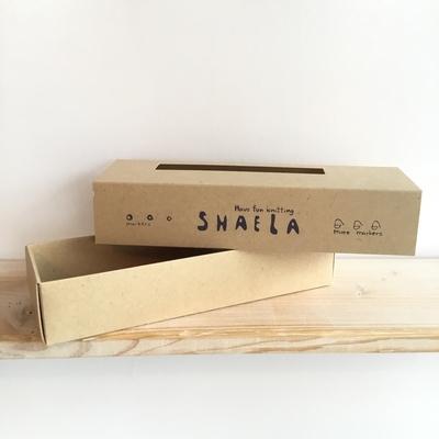 Shaelaオリジナルボックス